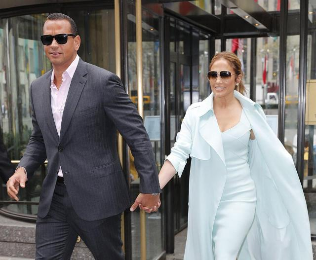 Celebrity power couple Jennifer Lopez And Alex Rodriguez Take Their Romance To The Hamptons With Her Kids In Town