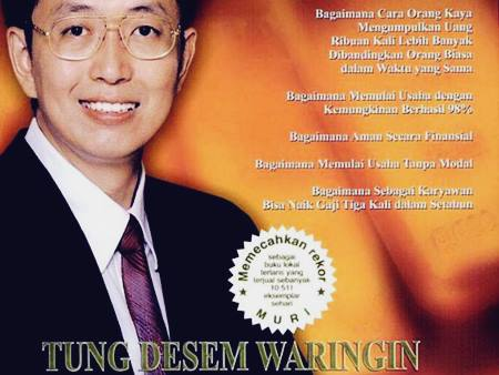 Tung Desem Waringin - Motivasi Life Revolution (Buku dan Audio Mp3)