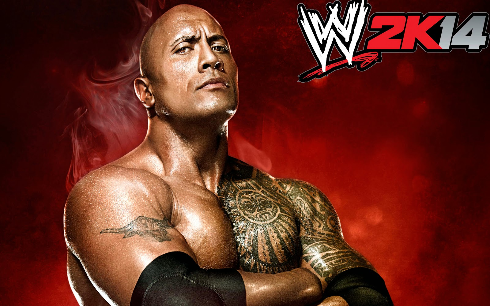 Images Of The Rock Wwe: WWE Superstars And All WWE 2014 Wrestlers HD Wallpapers