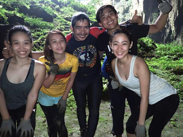 Langun Gobingob Cave, Calbiga Samar