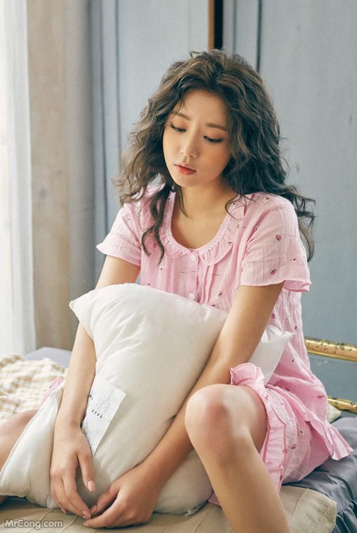Người đẹp Kim Jung Yeon trong bộ sưu tập Pijama tháng 5/2017 (52 ảnh)