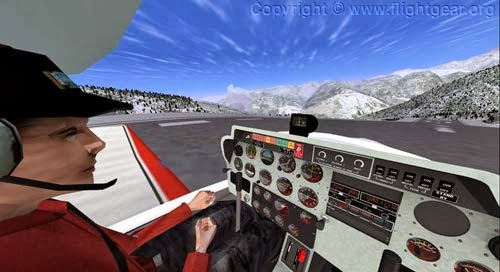 Guest Post: Making fun with the flight simulator games