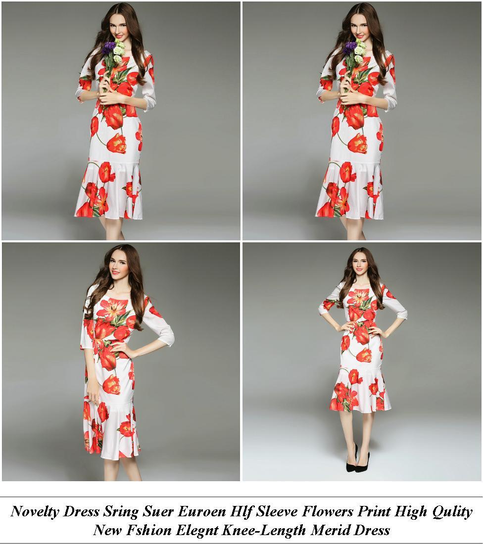 Womans Dresses - Clothes Sale Uk - Floral Dress - Really Cheap Clothes Online Uk