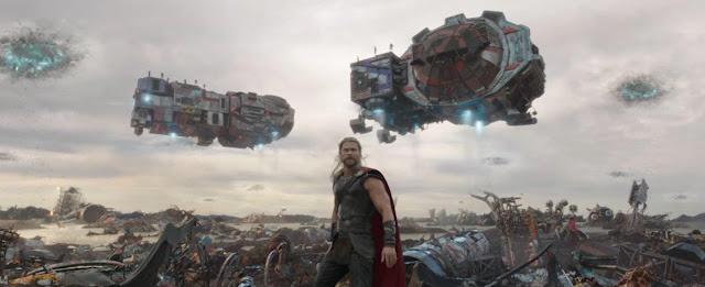 Chris Hemsworth, Tom Hiddleston are comic gods in 'Thor: Ragnarok': review Onlinelatesttrends