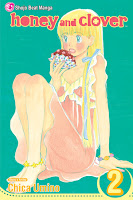 Honey and Clover volume 2 by Chica Umino.