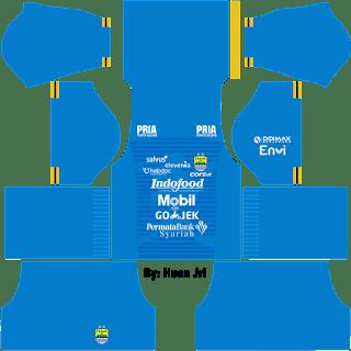 Kit DLS 19 Persib Biru