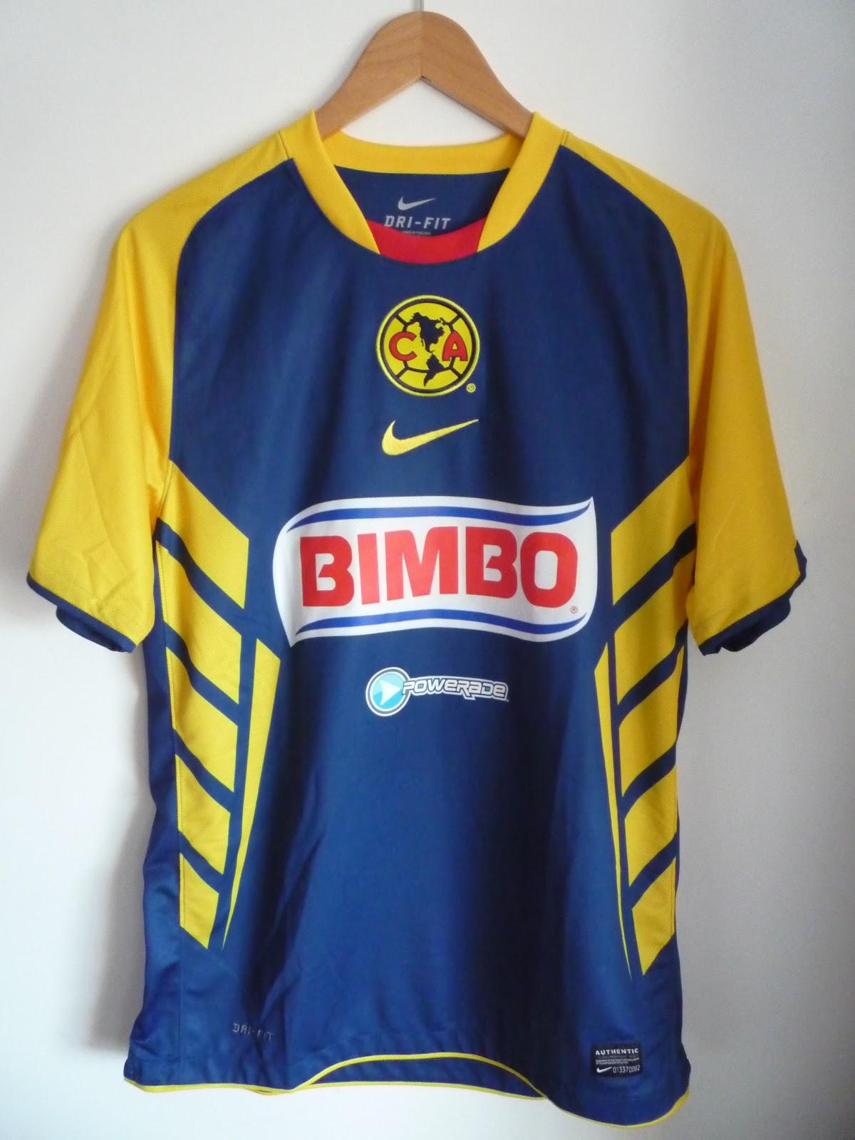 more photos 9de0a 06357 Football Uniforms | A football shirt collection: #20 Club ...