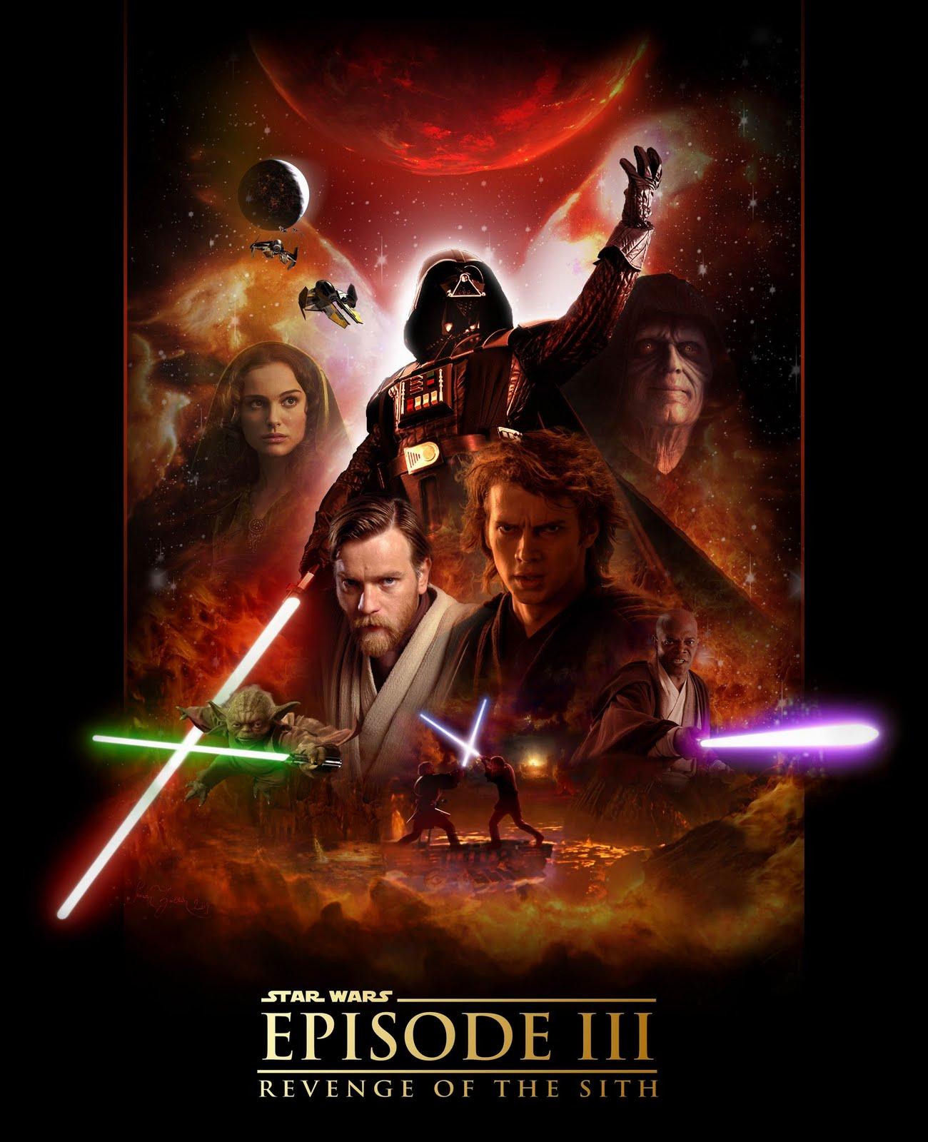 Watch Star Wars Episode 3