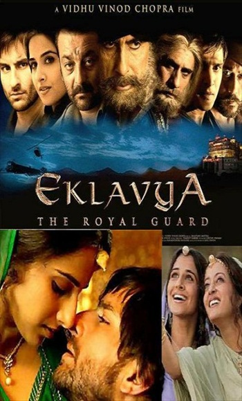Eklavya – The Royal Guard 2007 Hindi 720p WEB-DL 800mb