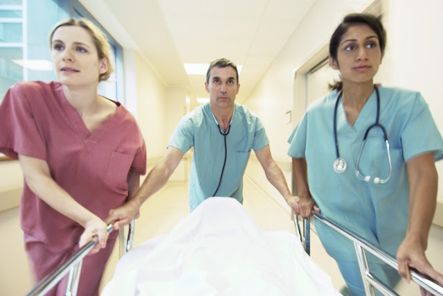 Regaining Perspective: My Path to Emergency Nursing