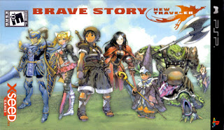 Brave Story: New Traveler ISO/CSO - Free Download PSP Game