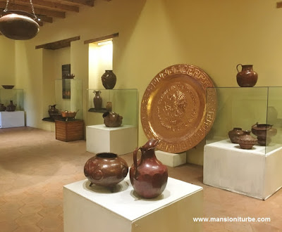 National Copper Museum in Santa Clara del Cobre, Michoacán