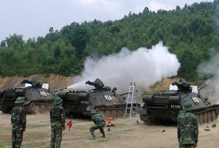 Vietnam People's Ground Forces 20160316-dieu-chua-biet-ve-phao-tu-hanh-asu-85-cua-viet-nam-nbsp-2