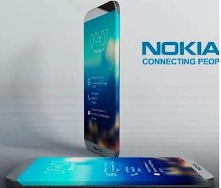 Nokia edge Side View Image
