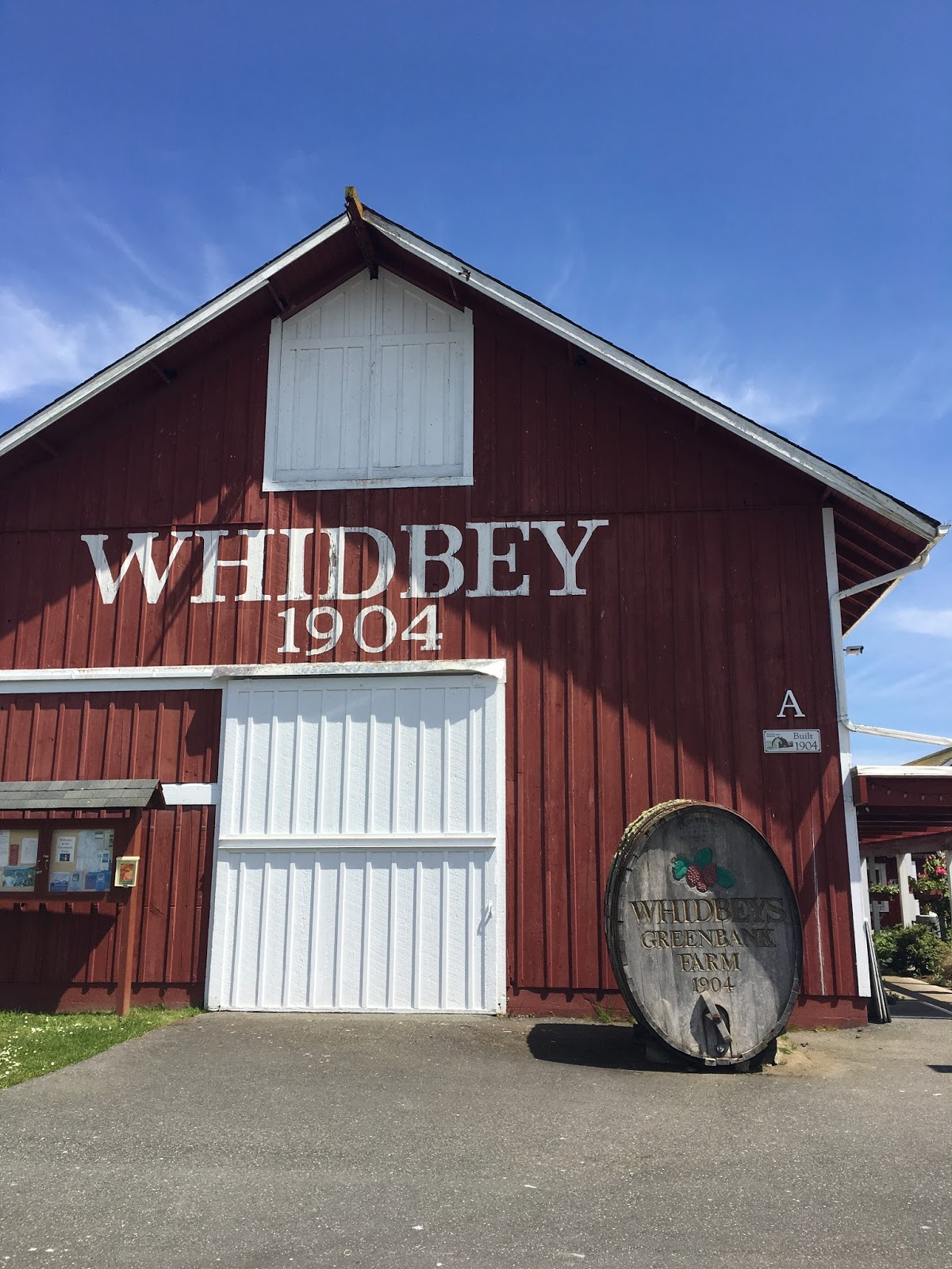 A Weekend on Whidbey Island