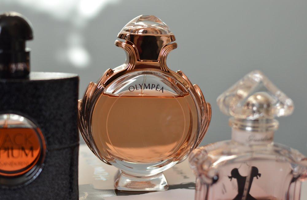 Favourite Winter Perfumes