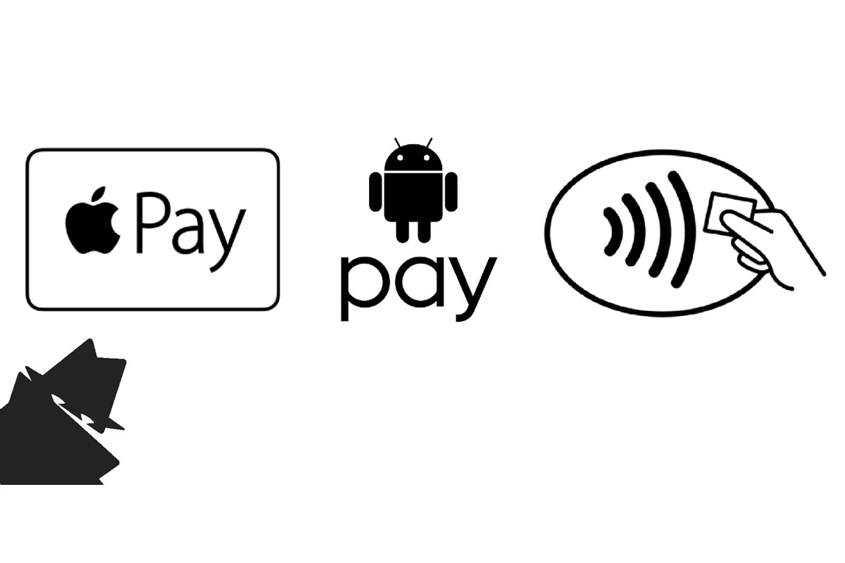 apple pay  android pay  contactless credit cards  is it