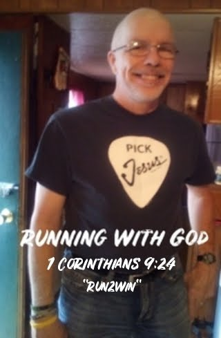 Running with God+