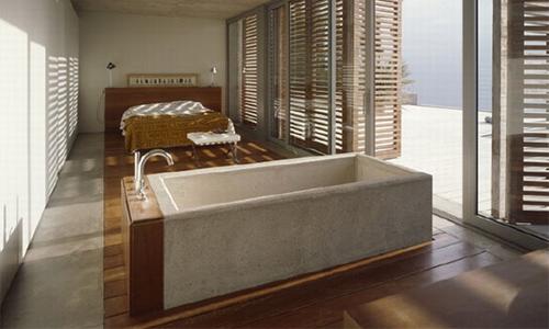 cuarto con baño