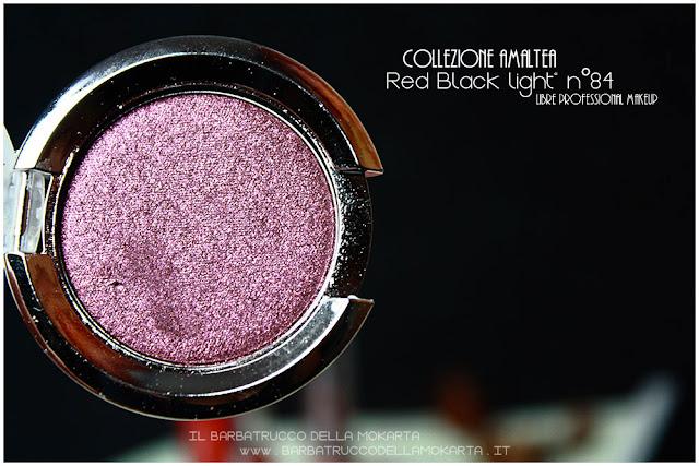 ombretto red black pareri libre professional makeup