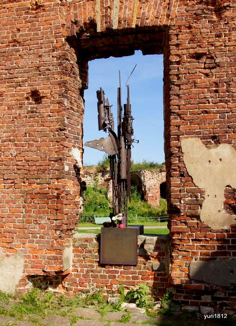 Мемориал защитникам крепости
