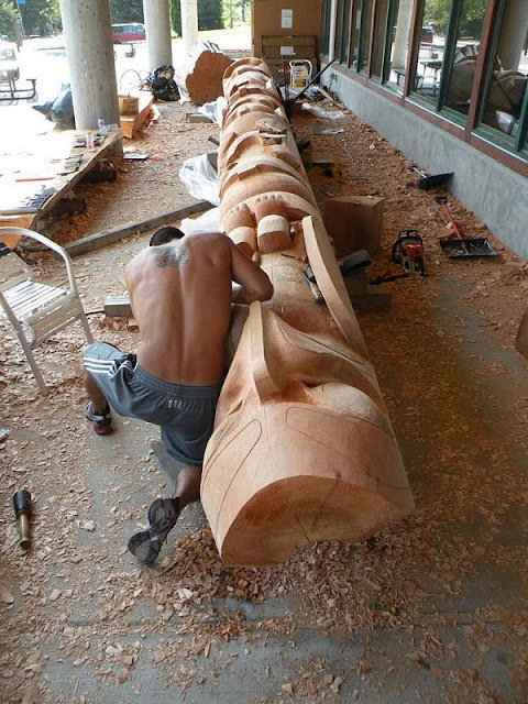 Amazing Totem Poles Youtube - Imagez co
