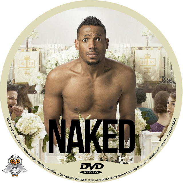 Naked DVD Label