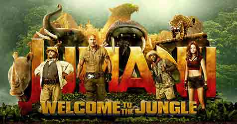 Sinopsis Film Jumanji 2: Welcome to the Jungle 2017