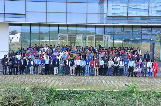 Group Photograph of SoFerence-2017 at TCS Bhubaneswar organised by TCS & OLA
