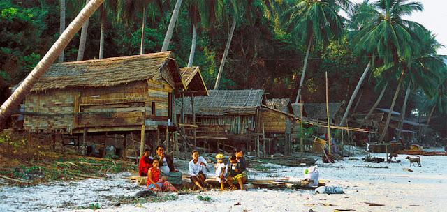 South Myanmar Myeik Beaches