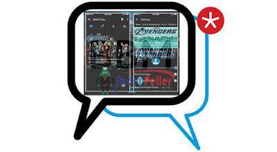 BBM Mod Avengers v2.13.1.14 Apk Terbaru Gratis