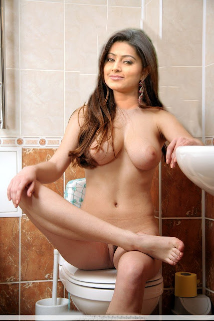 Sneha sitting full nude bathroom photo without dress naked whatsapp leak