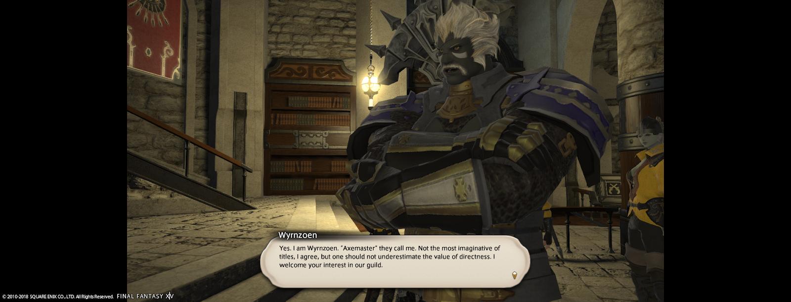 Pira Pira Peri Pera's Final Fantasy XIV Blog