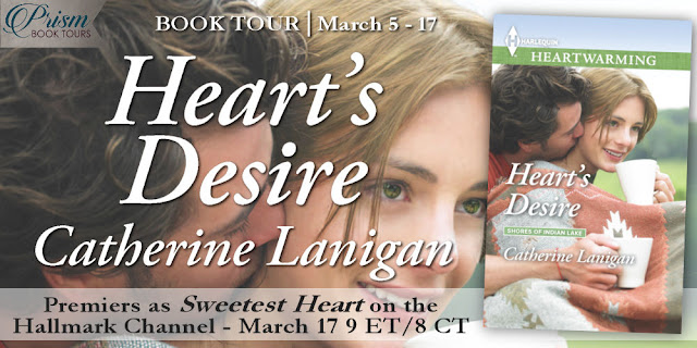Heart's Desire by Catherine Lanigan – Behind the Scenes on a Film Set