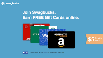 Earn Gift Cards, Cash, and Prizes with Swagbucks