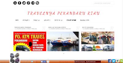 Travelnya Pekanbaru Riau