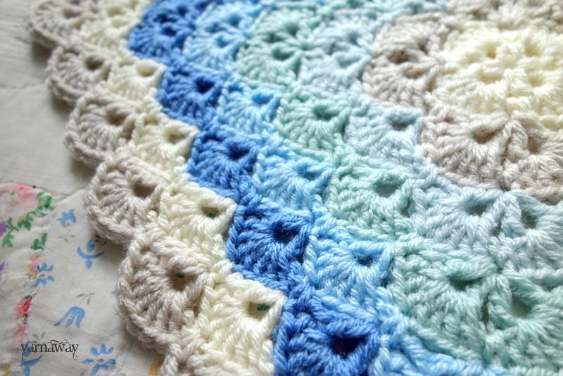 Sea Breeze Yarnaway A Crochet Scrapbook