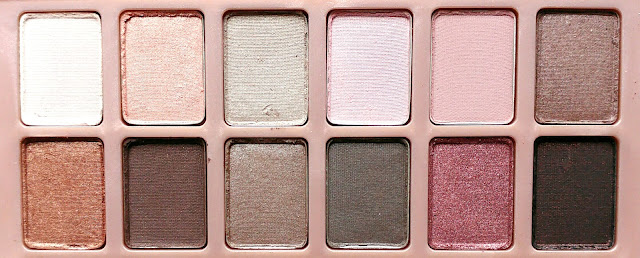 Maybelline Blushed Nudes Eyeshadow Palette, Maybelline Blushed Nudes Eyeshadow Palette Review, Maybelline Blushed Nudes Eyeshadow Palette Swatches
