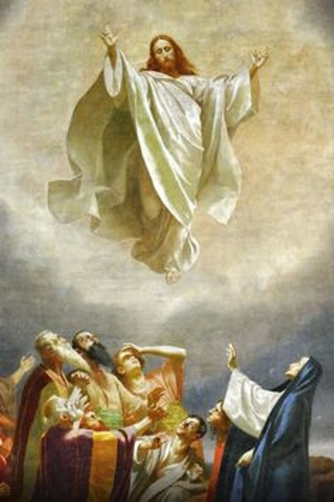 THE SOLEMNITY OF THE ASCENSION OF THE LORD - GOSPEL & reflections