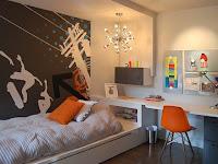 Ideen Wände Streichen Jugendzimmer