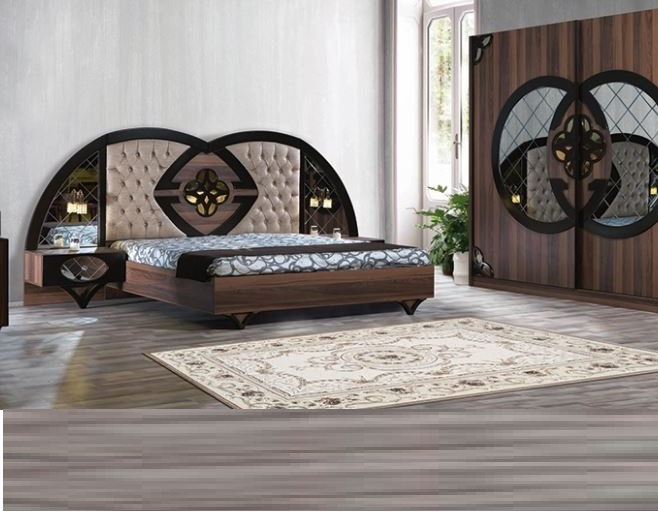 New 70 Wooden double Bed design catalog for modern bedroom ...
