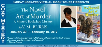 Upcoming Blog Tour 1/31/19