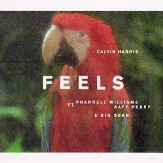 Calvin Harris - Feels Feat. Big Sean Pharrell Katy Perry