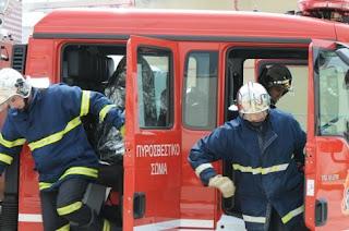 Πύργος: Δεν μετακινούνται Ηλείοι Πυροσβέστες