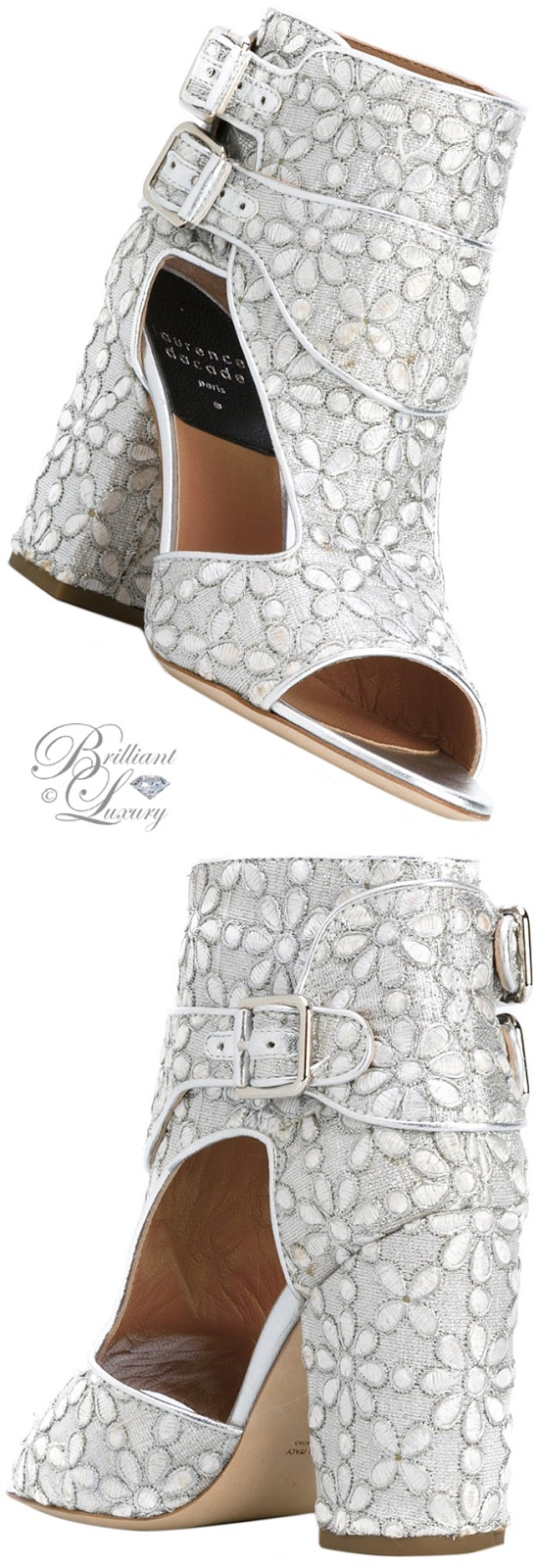 Brilliant Luxury ♦ Laurence Dacade Rush Sandals
