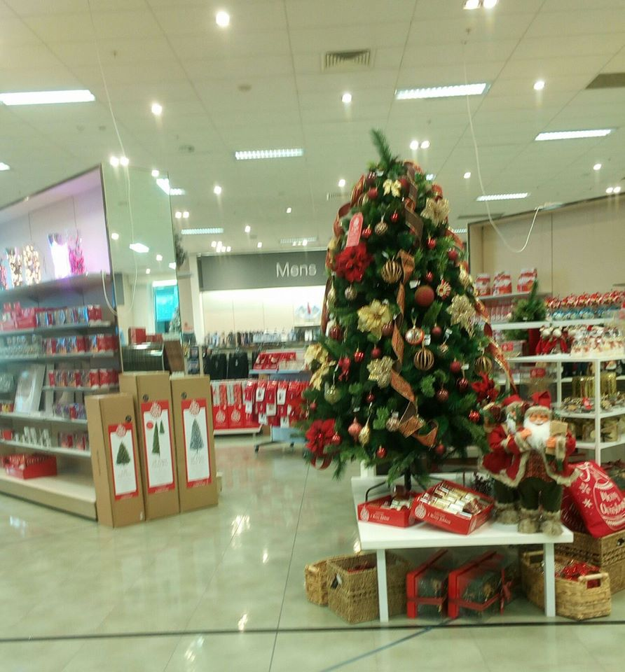 Dunnes Store Christmas Decorations