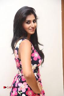 Model Shamili Latest Pictures in Floral Short Dress  0114.JPG