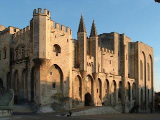 Palacio papal Avignon