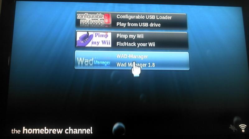 Best Wii Wad Manager