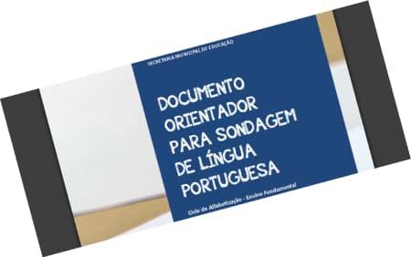 Orientador para Sondagem de Língua Portugesa
